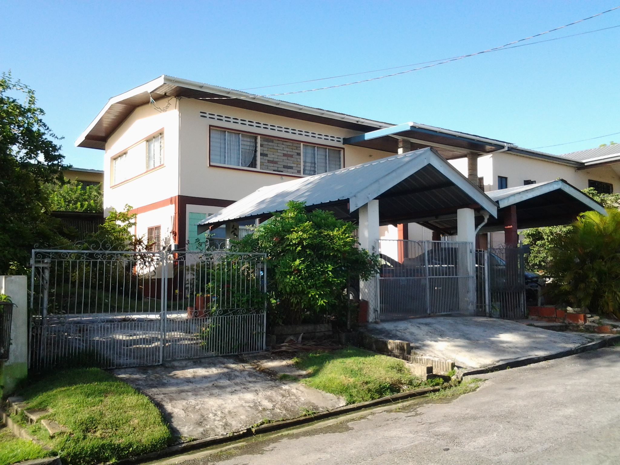 (Property For Sale) Coconut Drive, San Fernando.
