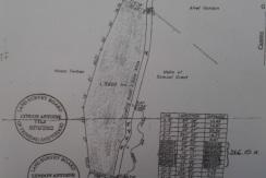 (Land for Sale) Road Reserve, Off Mason Hall Les Coteaux Road, Tobago.