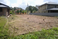 (Land For Sale) Palm Drive, Dow Village, Aripero.
