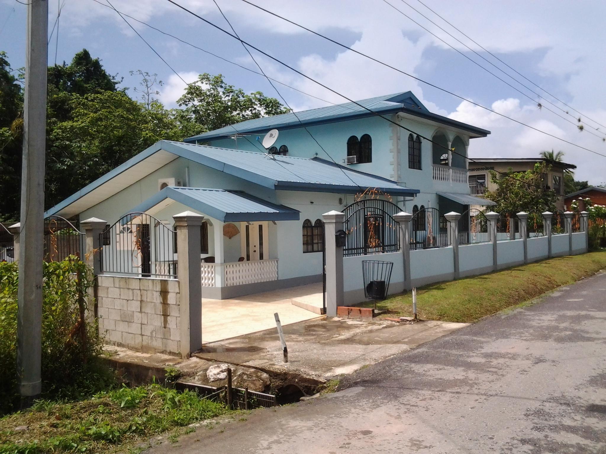 (Property For Sale) Cap-De-Ville, Point Fortin
