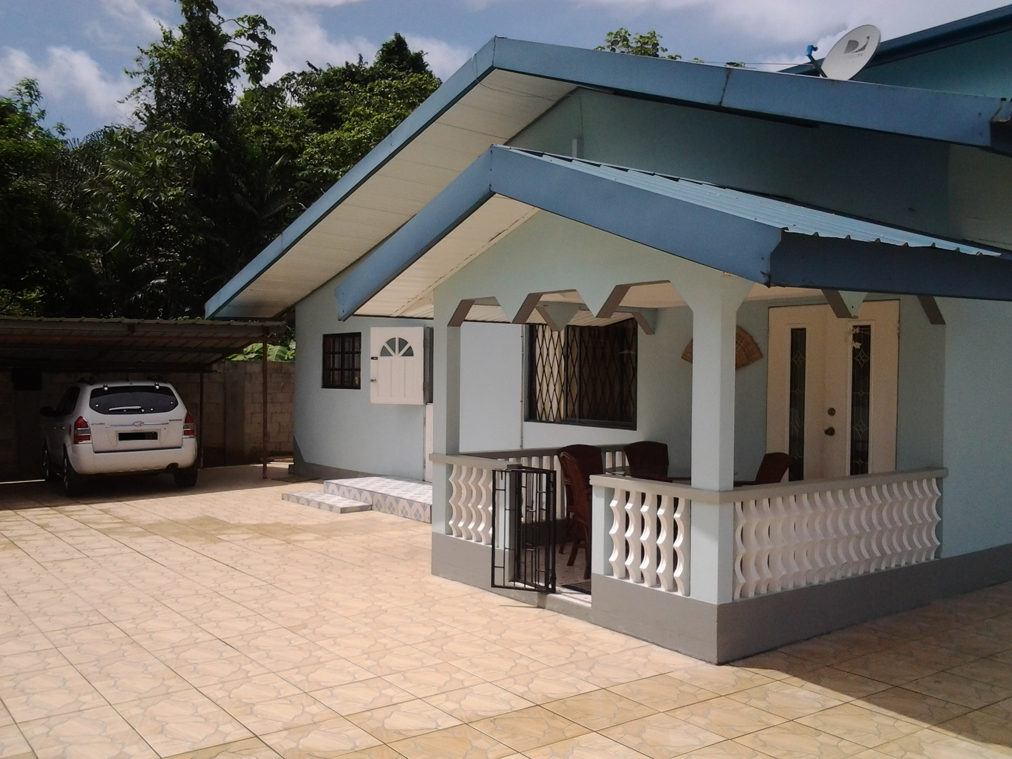 (Property For Rent) Cap-De-Ville, Point Fortin.