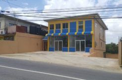 (Commercial Property For Sale) Bonne Aventure Main Road, Gasparillo.