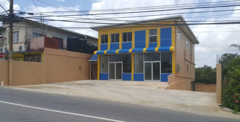 (Commercial Property For Sale) Bonne Aventure Main Road, Gasparillo.