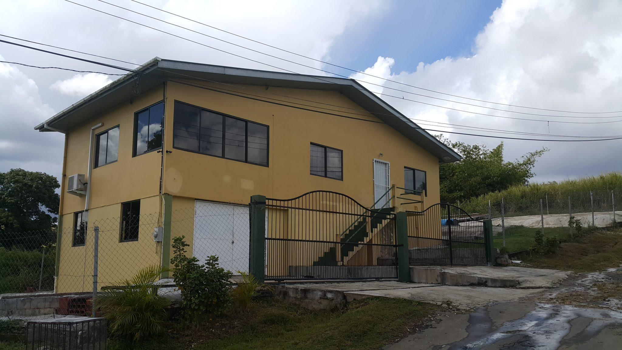 (Property For Sale) Borde Narve, Princes Town.