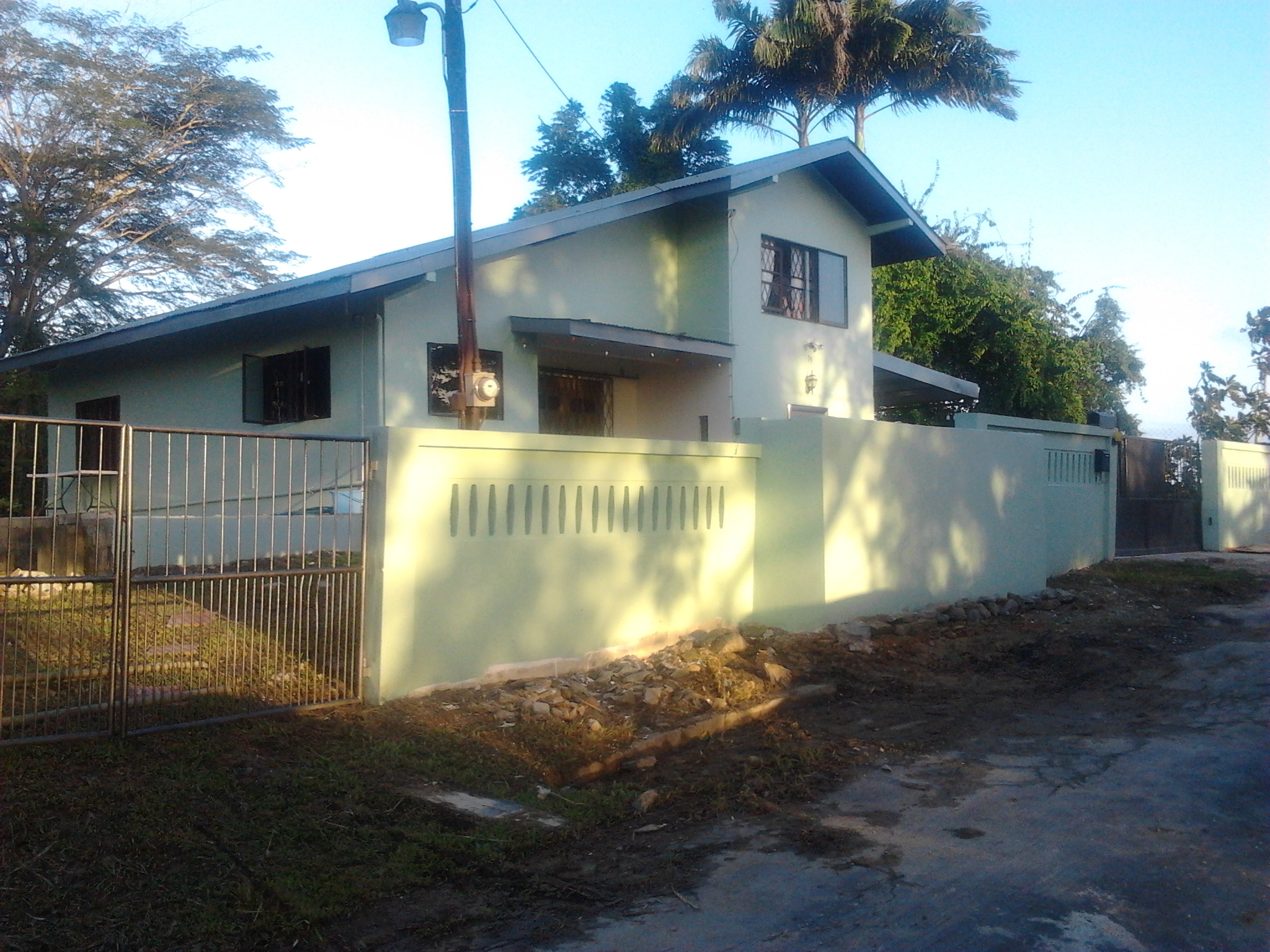 (Property For  Sale Or Rent) Block 3, Palmiste, San Fernando.